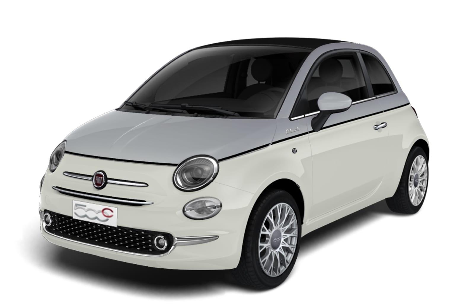 Fiat 500c 1.0 Hybrid DOLCEVITA PLUS