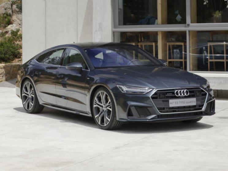 Audi A7   Lake District   Lake District Audi