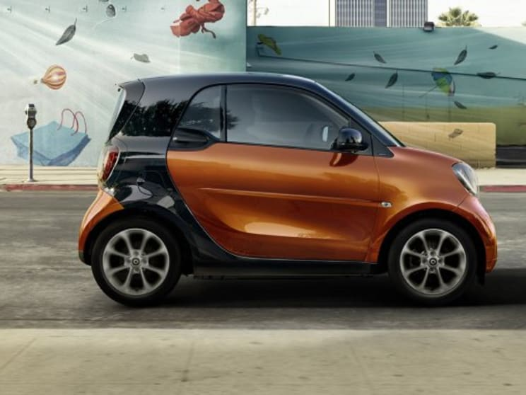 Mercedes Smart Car >> New Smart Fortwo Coupe Essex Kent London Smart At