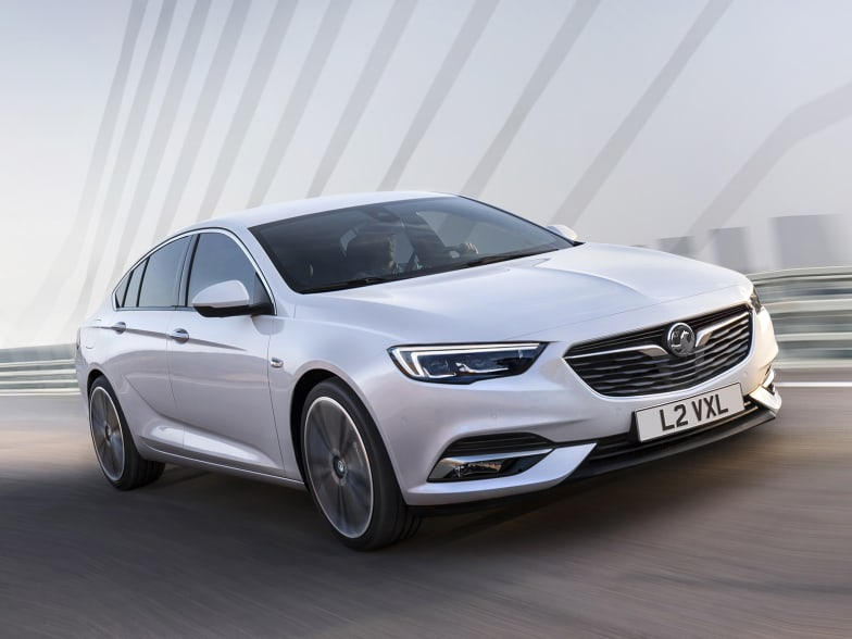 VAUXHALL REVEALS ALL-NEW INSIGNIA   Donnelly Vauxhall