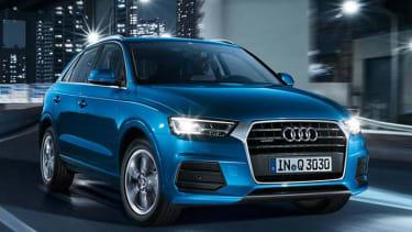 New Audi SUV Range Audi Q Range For Sale Swansway Group - Audi q