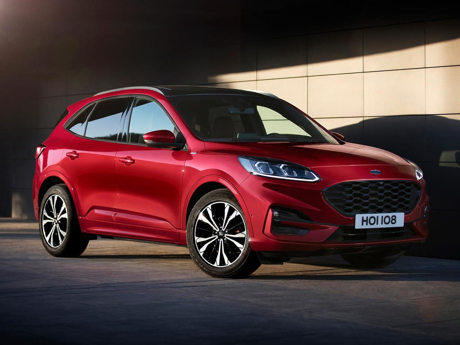 All New Ford Kuga Motability Offer Saltmarine