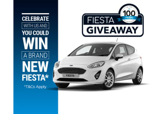 Ford Car Giveaway