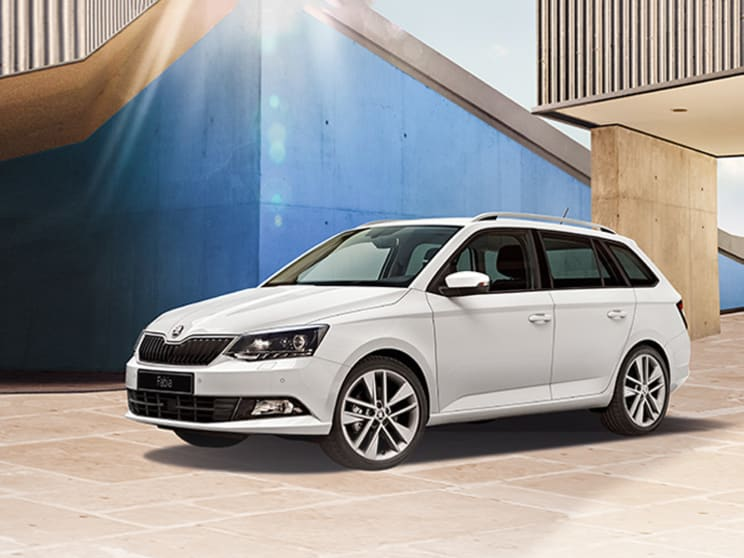 new Škoda fabia estate | greater london | trans city skoda