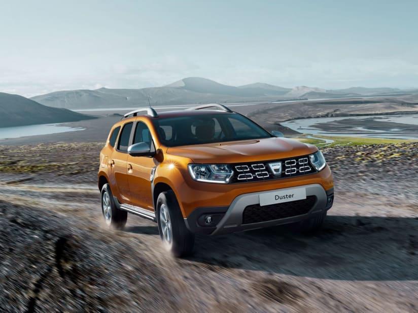 All-New Duster | Plymouth, Devon | Vospers Dacia