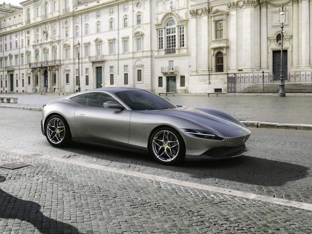 Used Ferrari Roma Cars For Sale Available Across The Uk Jardine Motors