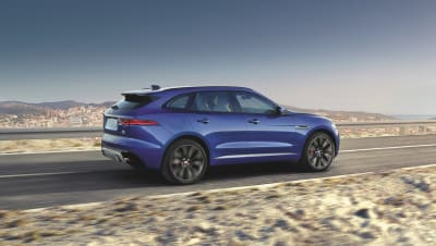 Amazing Jaguar F PACE. Prices From: £36,520