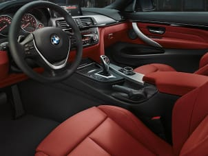 New BMW Series Aberdeen Tayside John Clark BMW - Bmw 4 series interior