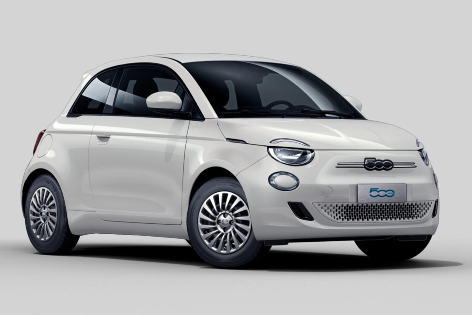 Fiat 500e Action