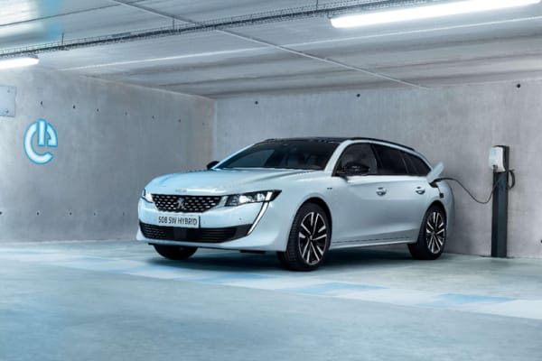 ALL-NEW 508 SW PHEV