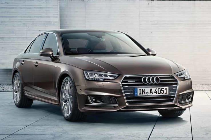 Audi A4 Motability
