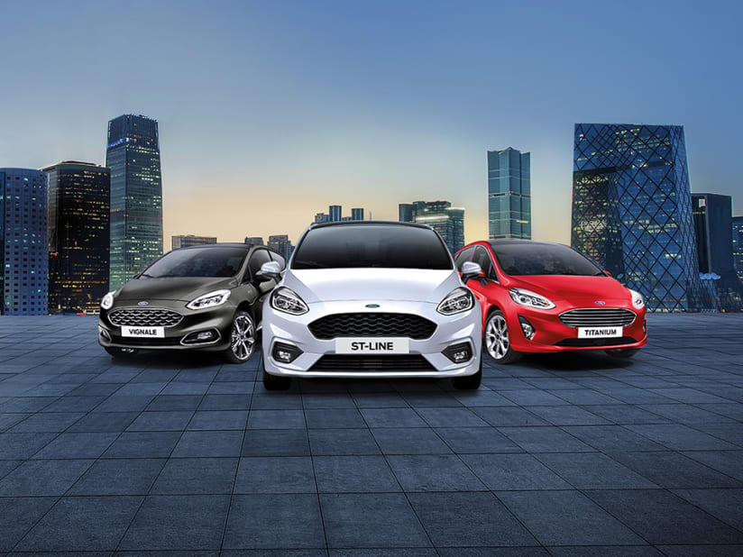 Meet The All New Ford Fiesta