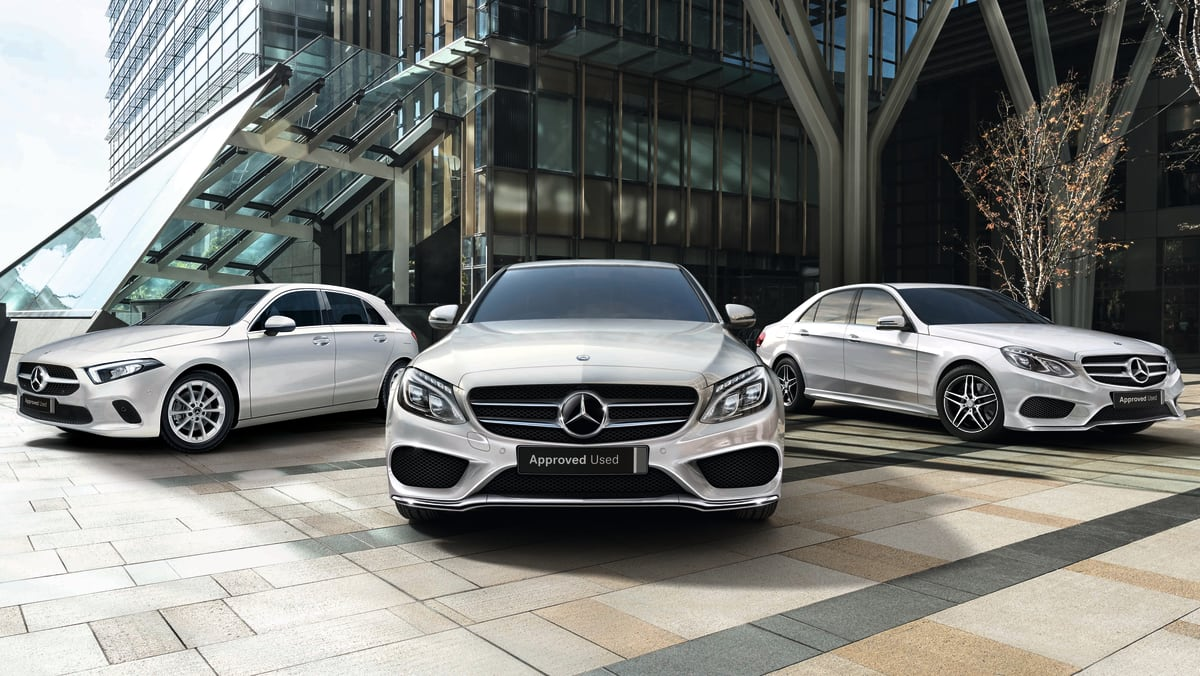 Mercedes Benz Offers Sytner Mercedes Benz