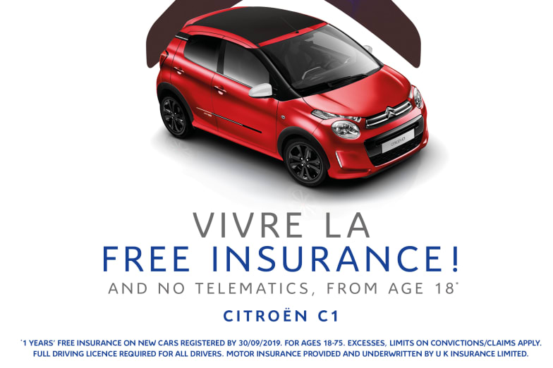 The New Citroën C1 Is Available On Finance At Jcb Citroën