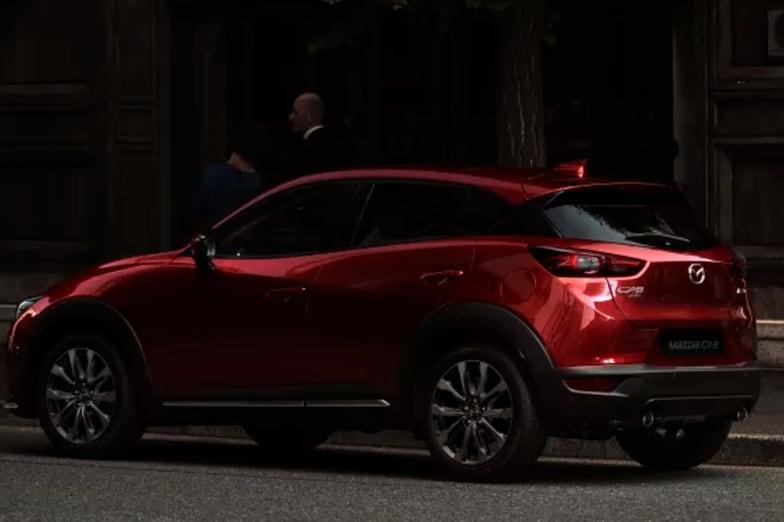 Mazda CX-3 with 4 1% APR PCP