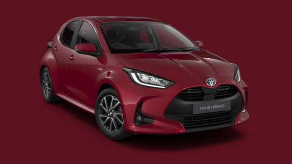 New Yaris Hybrid Design
