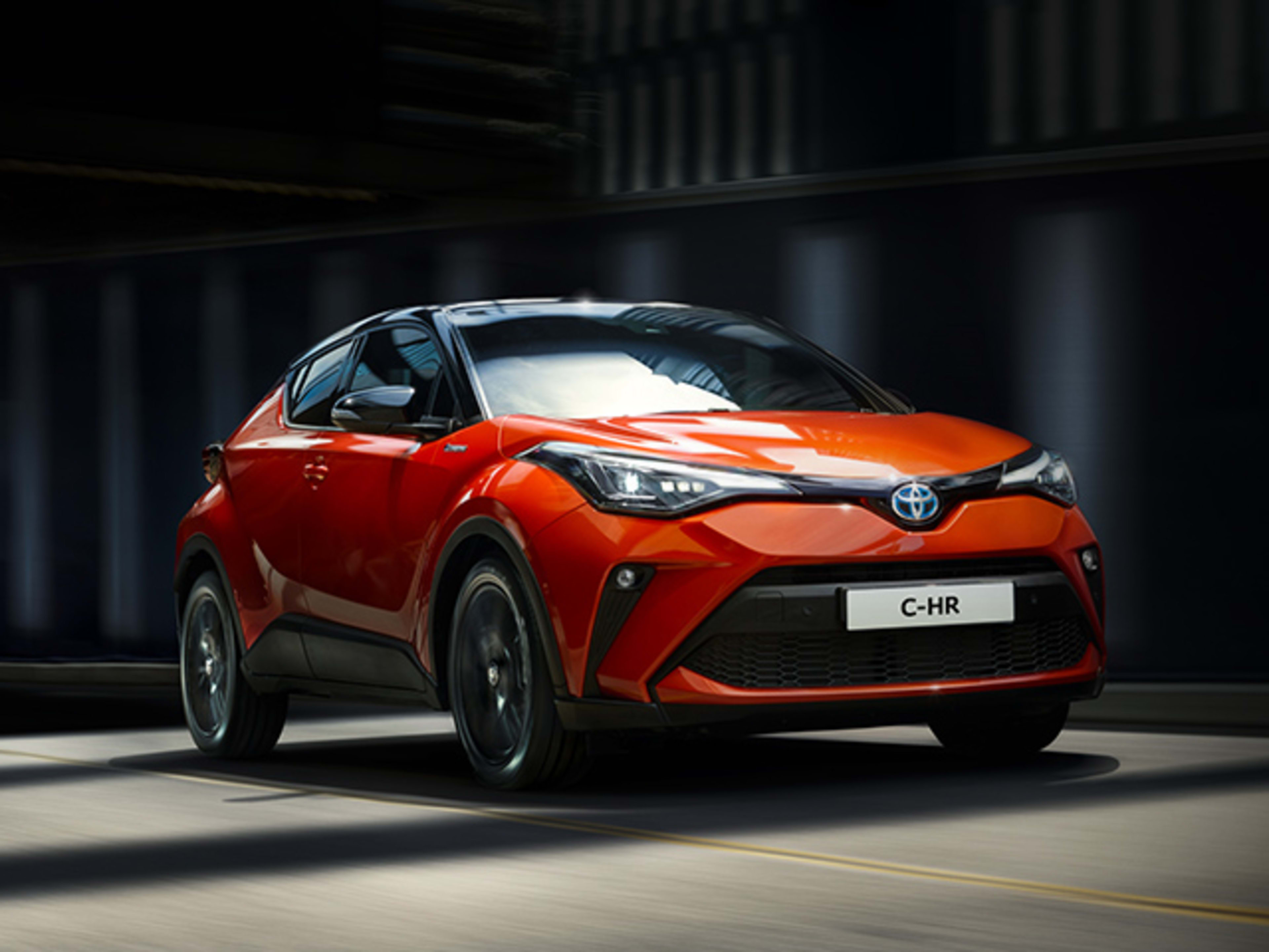 Toyota C Hr Hybrid >> Toyota C Hr Hybrid Orange Edition 0 Apr Representative