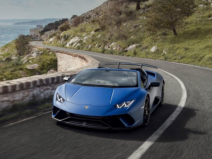 New Lamborghini Huracan Performante Spyder For Sale Jardine Motors