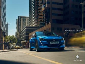 Brochure Peugeot 208