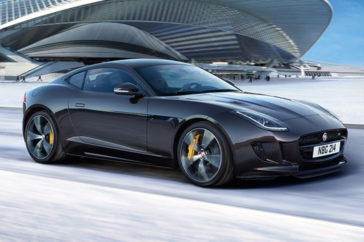 Configure Your F Type Coupe