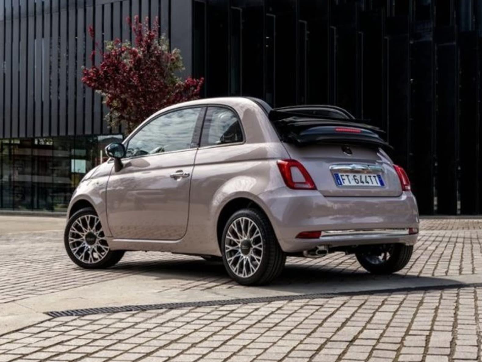 Fiat 500c Hybrid New Offers Snows Fiat