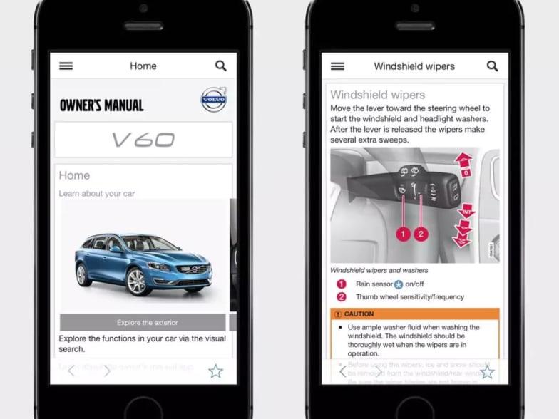 Download The Volvo App Volvo Cars Dundee Edinburgh