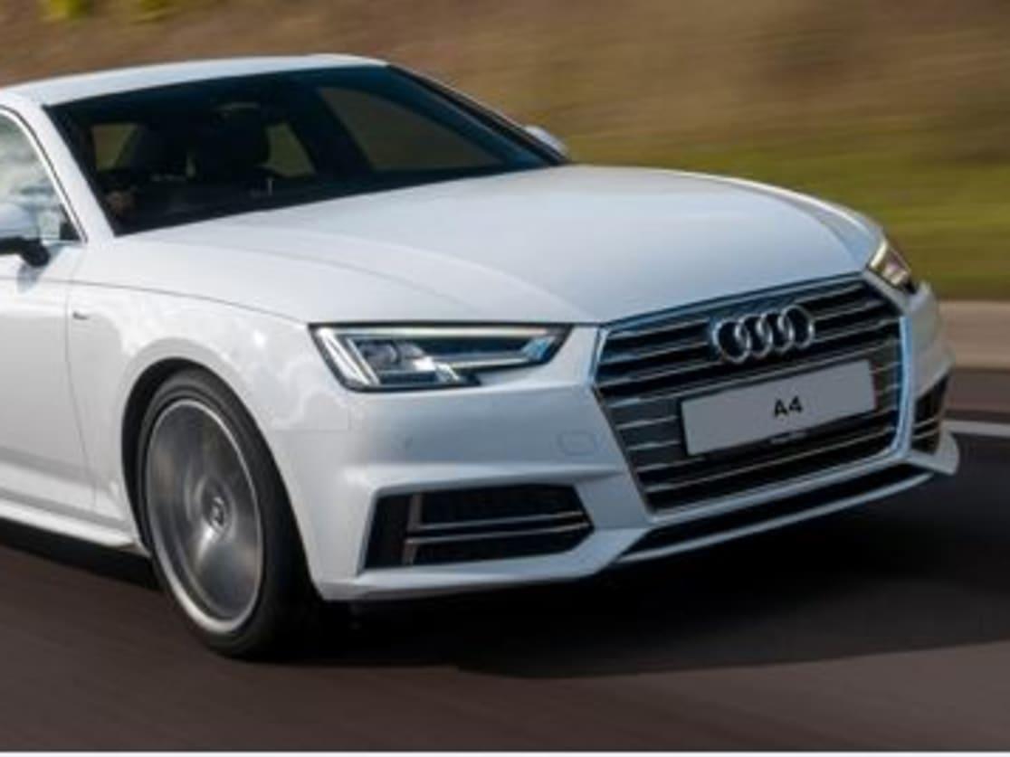 New Audi A Saloon Audi Aberdeen And Dundee John Clark - New audi a4