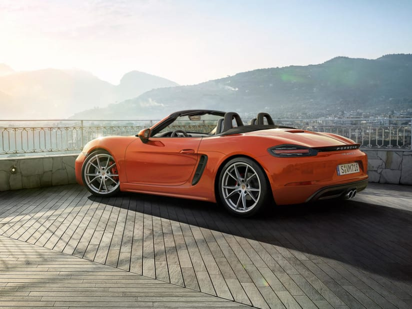 Boxster For Sale >> New Porsche 718 Boxster For Sale Jardine Motors Porsche