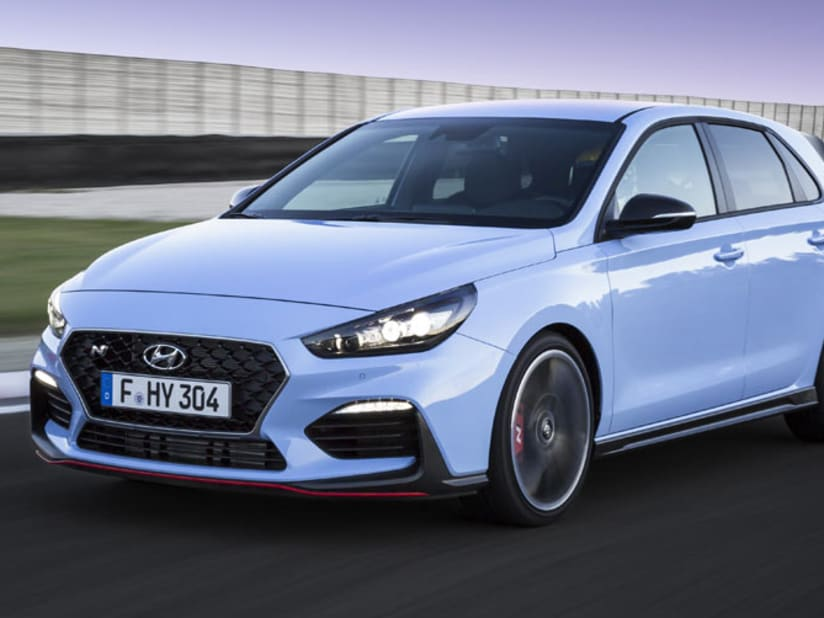 All New Hyundai I30 N A New Breed Of Performance Hatch