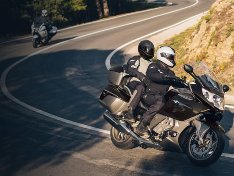New BMW K 1600 GTL | Aberdeen and Dundee | BMW Bikes Scotland