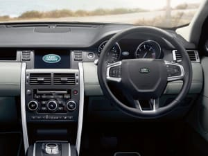 land rover discovery sport interior. Discovery Sport Has Undertaken The Same Gruelling Testing, Inside And Out, As Rest Of Land Rover Range Ensuring That No Matter Terrain, Interior