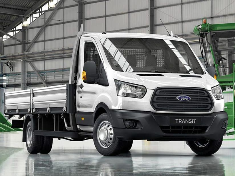 1ffec263488 Transit Single Chassis Cab | South Africa | Fury Group Ford