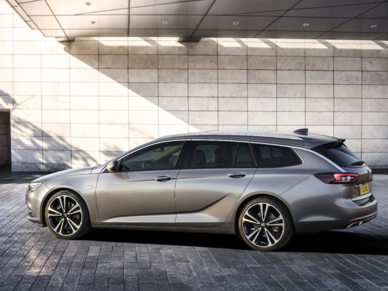 Vauxhall Insignia Intellilink Update