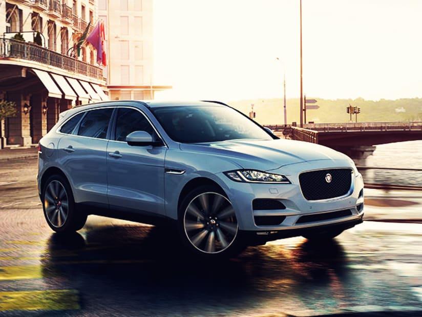 New Jaguar F Pace For Sale Lancaster Jaguar