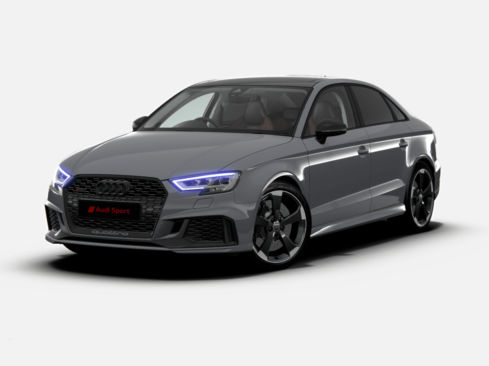 The Audi Rs 3 Saloon Sytner Audi
