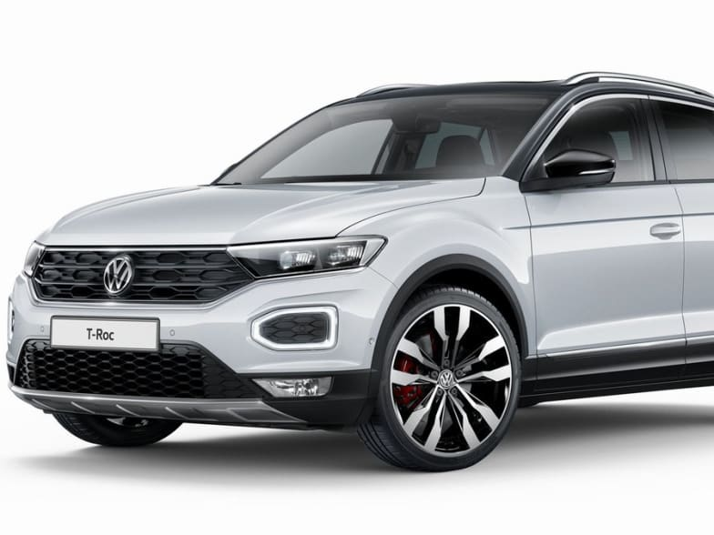 t-roc r-line now available | des winks volkswagen