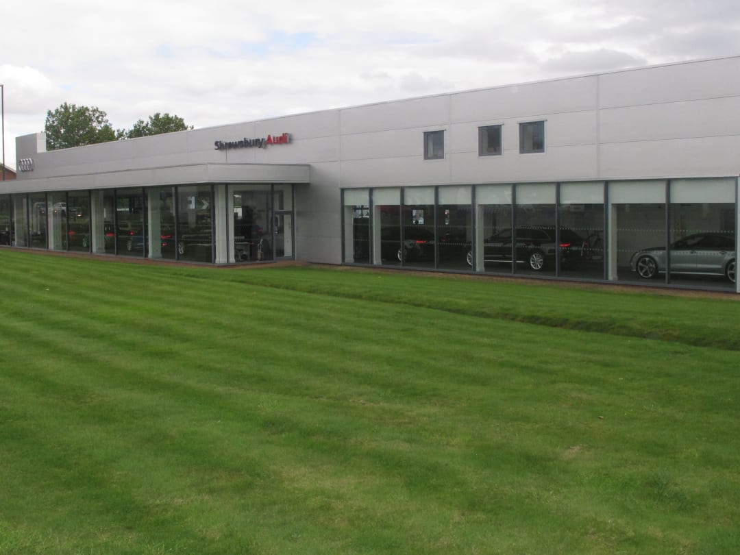 Approved Audi Dealership In Shrewsbury Official Dealers - Audi shrewsbury used cars