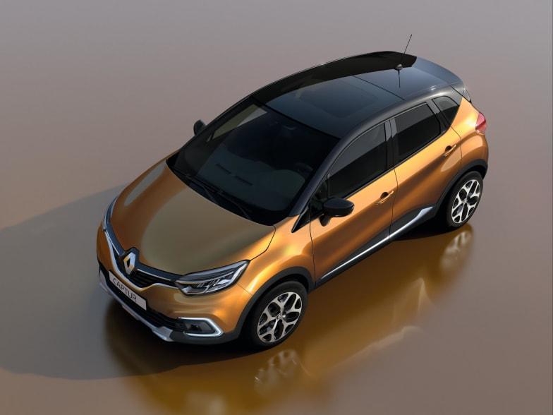 New Renault Captur | Smiths Peterborough