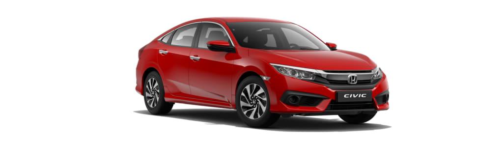 Introducing The New Honda Civic 4 Door