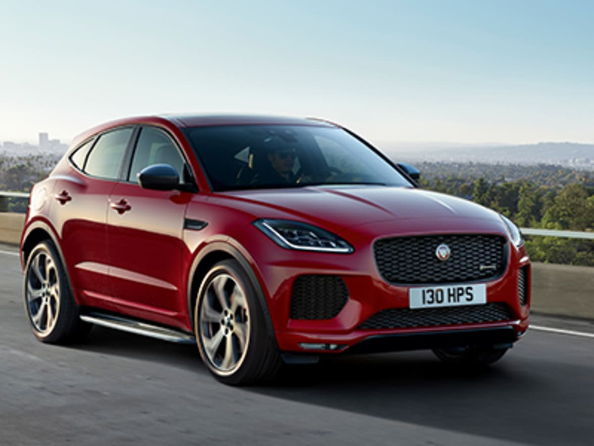 JAGUAR E-PACE SERVICE PACK. COVER THE COST OF YOUR SERVICING FOR UP TO 5  YEARS FROM £625.