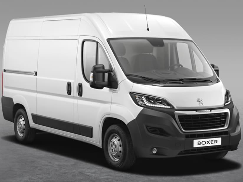d24a3651a0 New Peugeot Boxer Van for sale