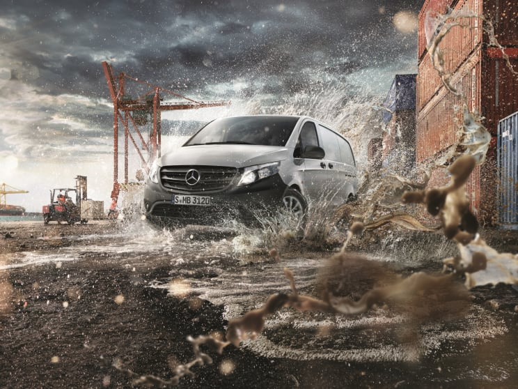 6ab481ed24 New Mercedes-Benz Vito Panel Van