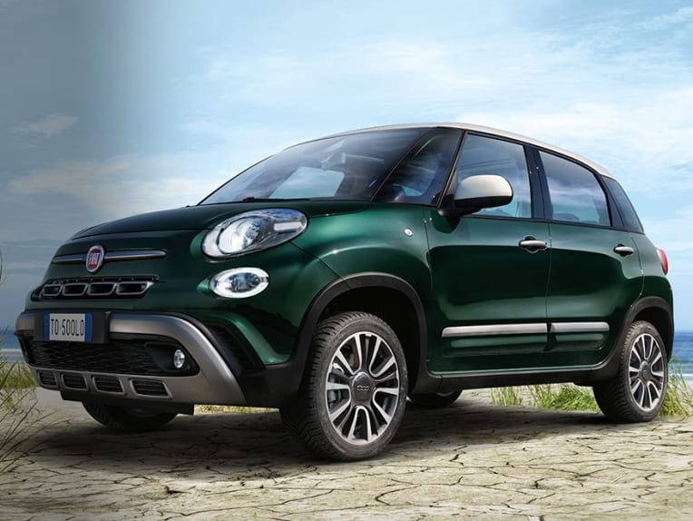New Fiat 500l Cross East Kilbride Motherwell Irvine Park S Fiat