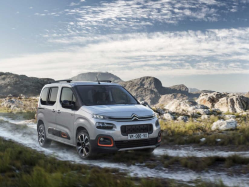 New Berlingo | Gloucestershire | Warners Citroen