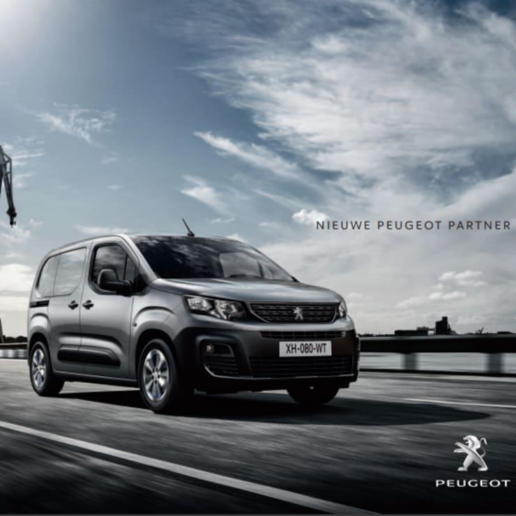 Brochure Peugeot Partner