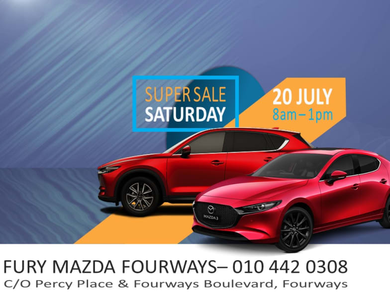 Contact Us in Fourways   Fury Group Mazda