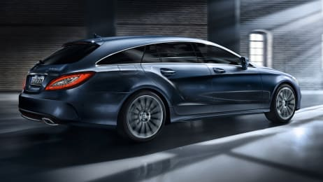 New MercedesBenz CLS Shooting Brake  Finance Available