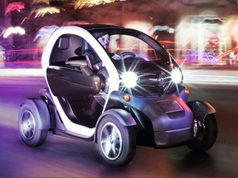 New Renault Twizy For Sale Specialist Cars Aberdeen
