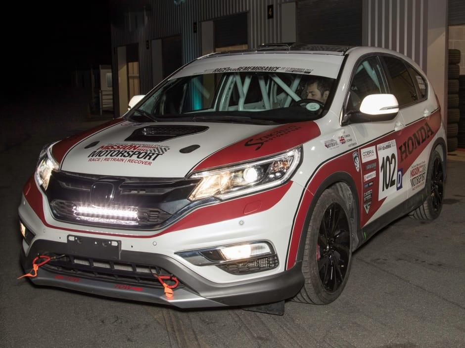 Yeomans Honda | News | Honda UK and Mission Motorsport | Race of ...