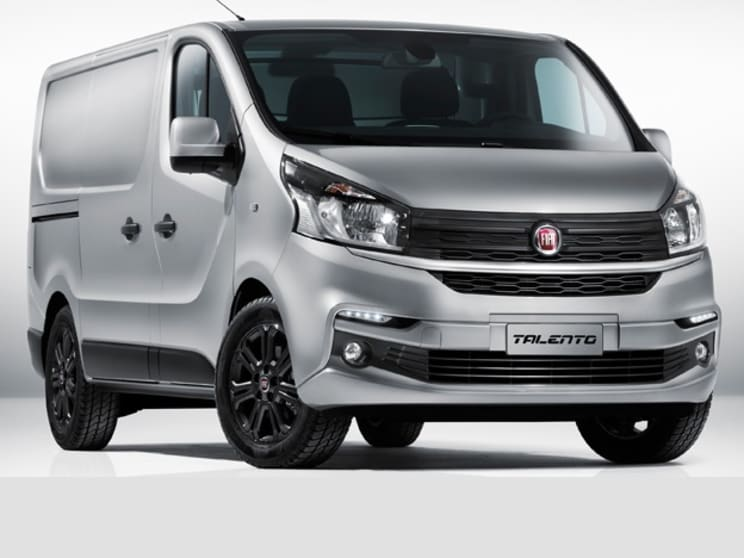 34c164bd77 The All-New Fiat Talento Van at Glyn Hopkin